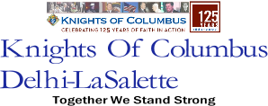 Knights Of Columbus  Delhi-LaSalette